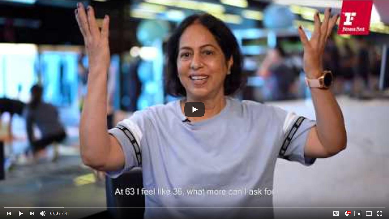 New You Achievement Awards 2019 | Anita Mehta