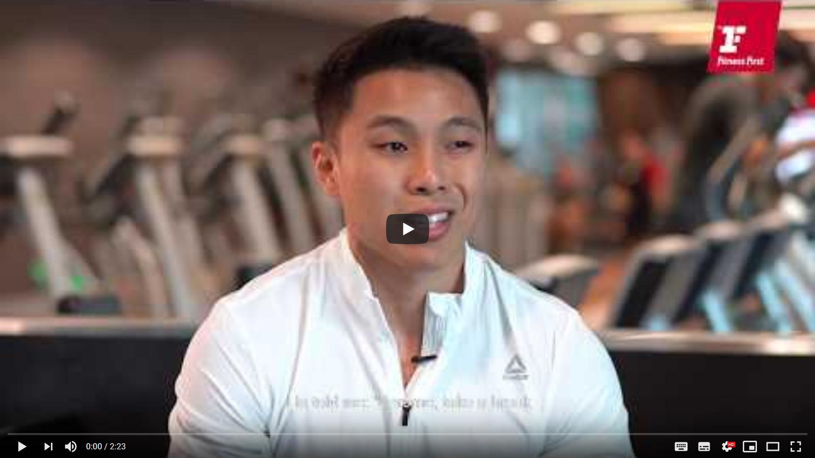 New You Achievement Awards 2019 | Jerome Tan